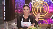 Vicky Martín Berrocal se corona como la villana de Masterchef Celebrity 4
