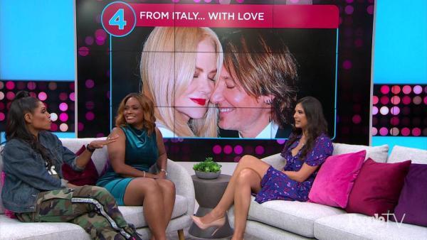 Nicole Kidman en q Tip dating