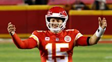 Super Bowl LV could determine whether Patrick Mahomes will ever surpass Tom Brady as football's GOAT