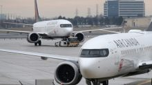 Canadian airlines plan for grounded Boeing jet to fly again, travelers still leery