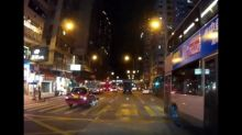 Toddler survives being struck by taxi in busy Hong Kong street