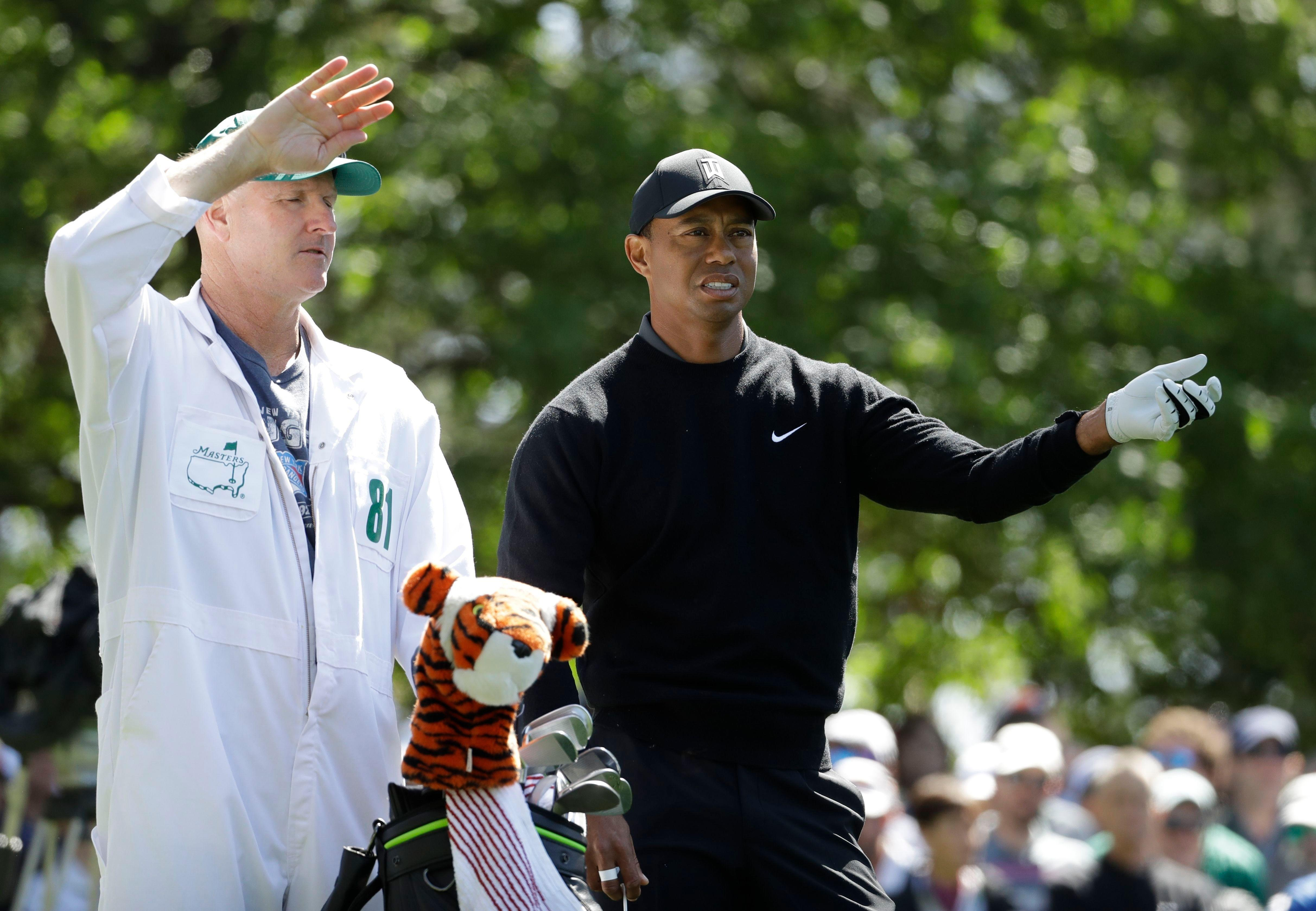 tiger woods wins fifth masters  first win at augusta since