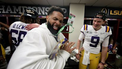 LSU bans OBJ from its facilities for 2 years