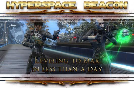 Hyperspace Beacon: Leveling to max in SWTOR in less than a day