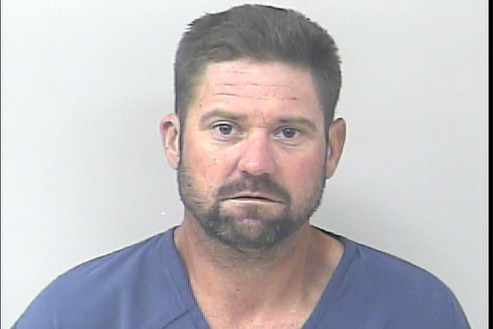 Florida man arrested for burglarizing cars in jail parking lot moments after being released