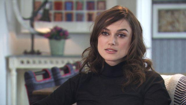 Keira Knightley on