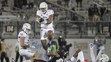 No. 11 UCF falls 34-26 to Tulsa, snapping 21-game home winning streak