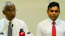 Maldives: l'opposition remporte la Présidentielle