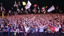 Festival season 'still possible despite the cancellation of Glastonbury'
