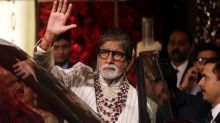 Indian movie star Amitabh Bachchan tests positive for COVID-19
