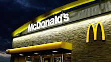 McDonald's jumps in one of its biggest rallies in past five years