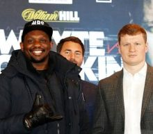 Anthony Joshua makes prediction for Dillian Whyte vs Alexander Povetkin fight