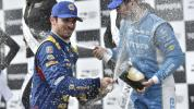 Rossi races to Long Beach Grand Prix victory from pole