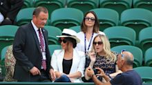 Meghan Markle 'disappointed' by security team's handling of no photos at Wimbledon request