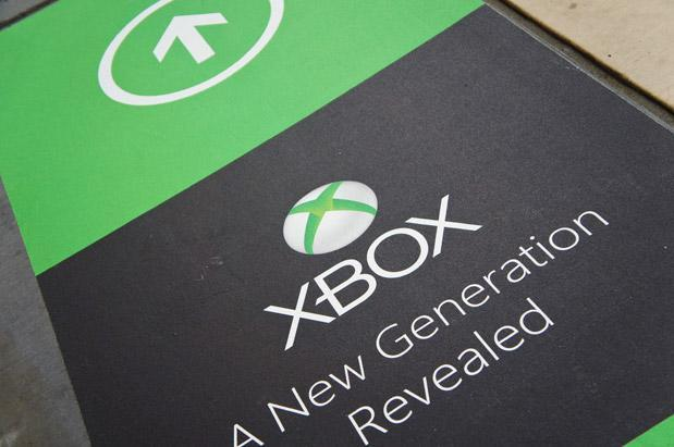 Live from Microsoft's New Generation Xbox event!