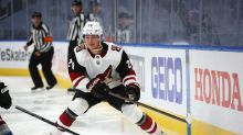 Coyotes' Hayton to play in Finland until start of season