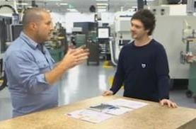 Sir Jony Ive discusses design on Blue Peter show, receives Gold Badge