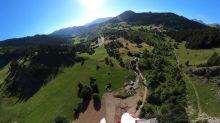 Adrénaline - Wingsuit : La ligne inédite des Soul Flyers à La Clusaz