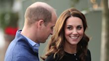 Duchess of Cambridge hosts Christmas party in festive £7,000 outfit
