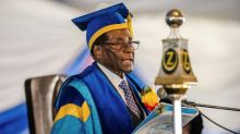Mugabe's ruling party to meet Sunday to discuss his exit