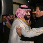 Pakistan says Saudi crown prince orders 2,100 Pakistani prisoners released
