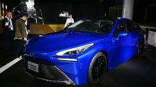 Toyota eyes Olympic platform to boost hydrogen tech