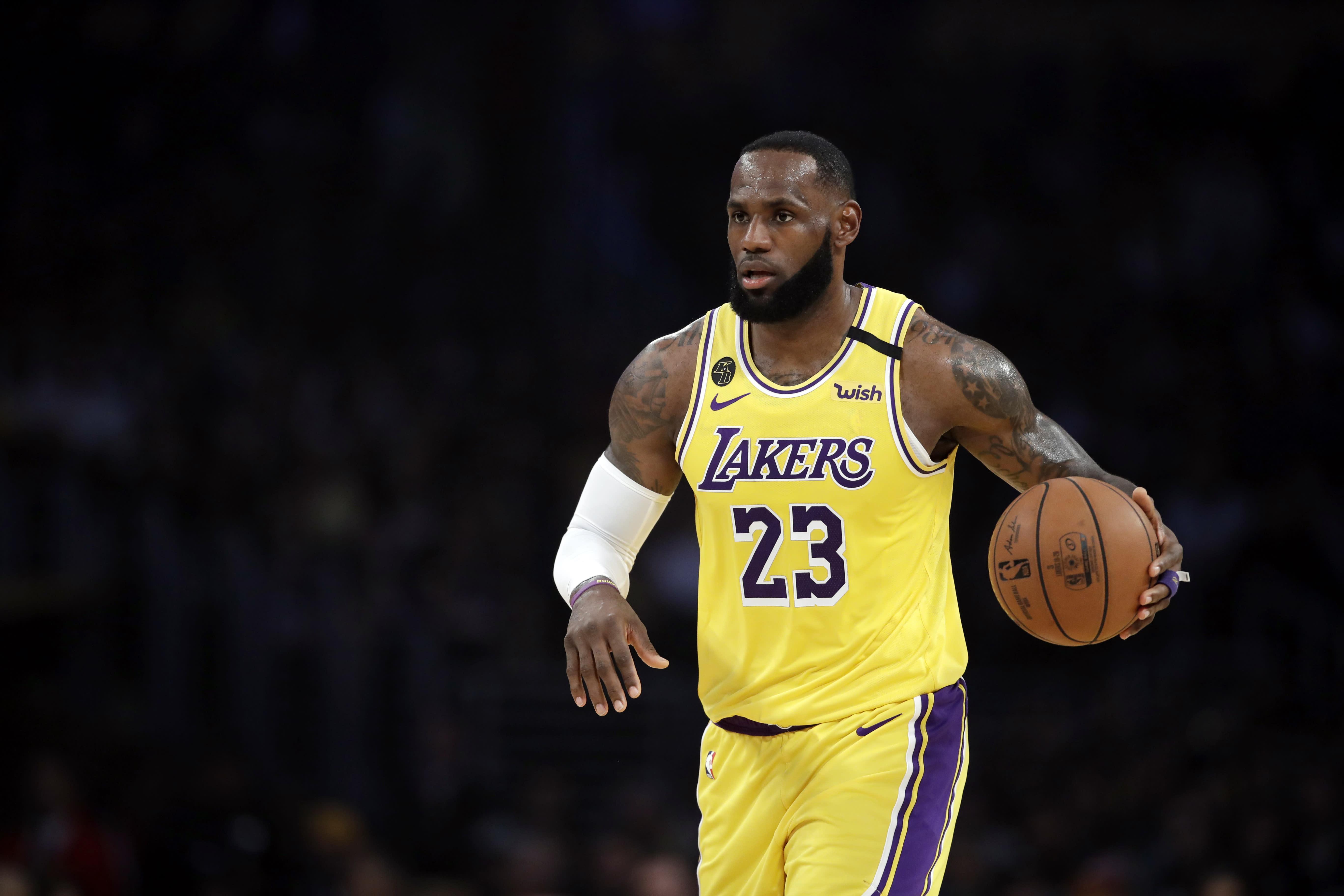 LeBron James: No 'Closure' if NBA Season Doesn't Resume