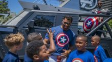 Russell Wilson Named One of 'Earth's Mightiest Athletes' for Philanthropic Efforts Helping Youth