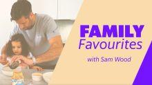 Sam Wood family favourites: Satay beef stir fry recipe