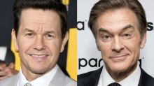 Mark Wahlberg says he and Dr. Oz settled fitness feud with a workout: 'I squashed him like a grape'