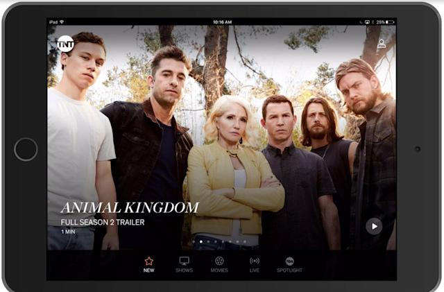 TBS, TNT launch new streaming apps and redesign old ones