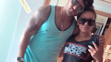 Ronnie Magro Ortiz and On-Off Again Girlfriend Jen Harley Vacation Together with Their Daughter