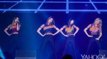 PHOTOS: K-pop groups EXID, JBJ and B1A4 rock crowd at Singapore Indoor Stadium