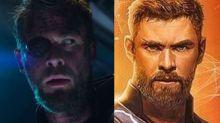 ¿Thor volverá a tener dos ojos en Infinity War?