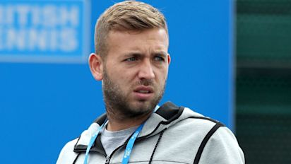 Dan Evans' career under threat after positive cocaine test