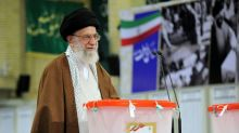 Iran leader slams Saudis as America's 'milking cow'