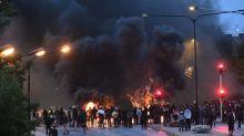 Riots in Sweden after far-right activists burn Koran
