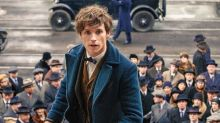 Eddie Redmayne was terrified of screwing up Fantastic Beasts