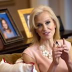 Kellyanne Conway can quit because she has resources to care for her family. Many of us don't.