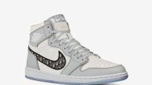 網民將番茄醬淋於 Dior x Air Jordan 1 High OG 天價聯乘鞋款