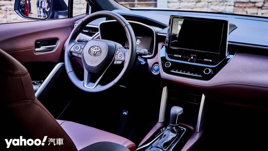 展現「武林盟主」氣勢的國產跨界新王者!2021 Toyota全新Corolla Cross正式發表! - 6