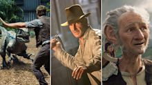 Frank Marshall talks Jurassic World 2, Indiana Jones 5, and The BFG's US flop