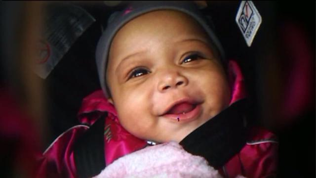 6-month-old shot over stolen video game console