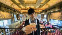 Jay Chou foots bills for fans at Atlas Bar and Raffles Hotel's Yi restaurant