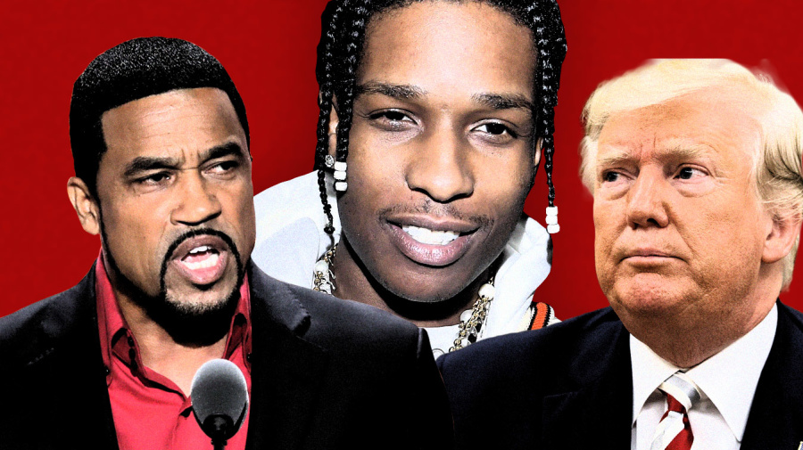 How Trump helped free A$AP Rocky