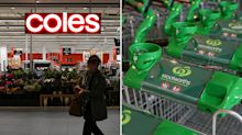 Woolworths, Coles reveal new rules after 'chaotic' scenes