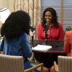 Michelle Obama Talks Raising Her Daughters to Use Their Voices: I Want Them to 'Practice Boldness'