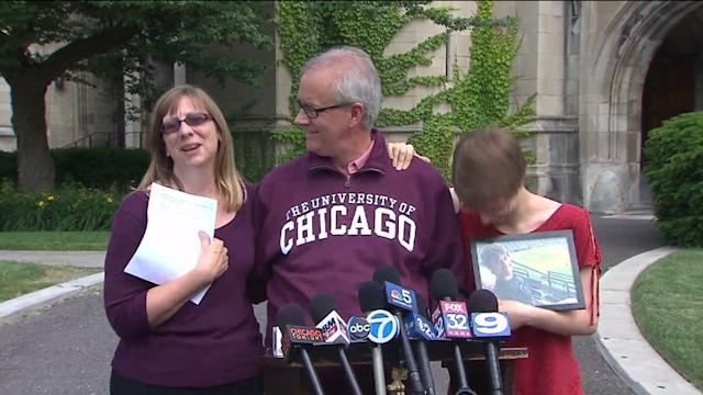 RAW: Family remembers University of Chicago student