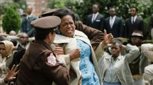 Behind-the-Scenes of Oprah Winfrey's Dramatic 'Selma' Moment