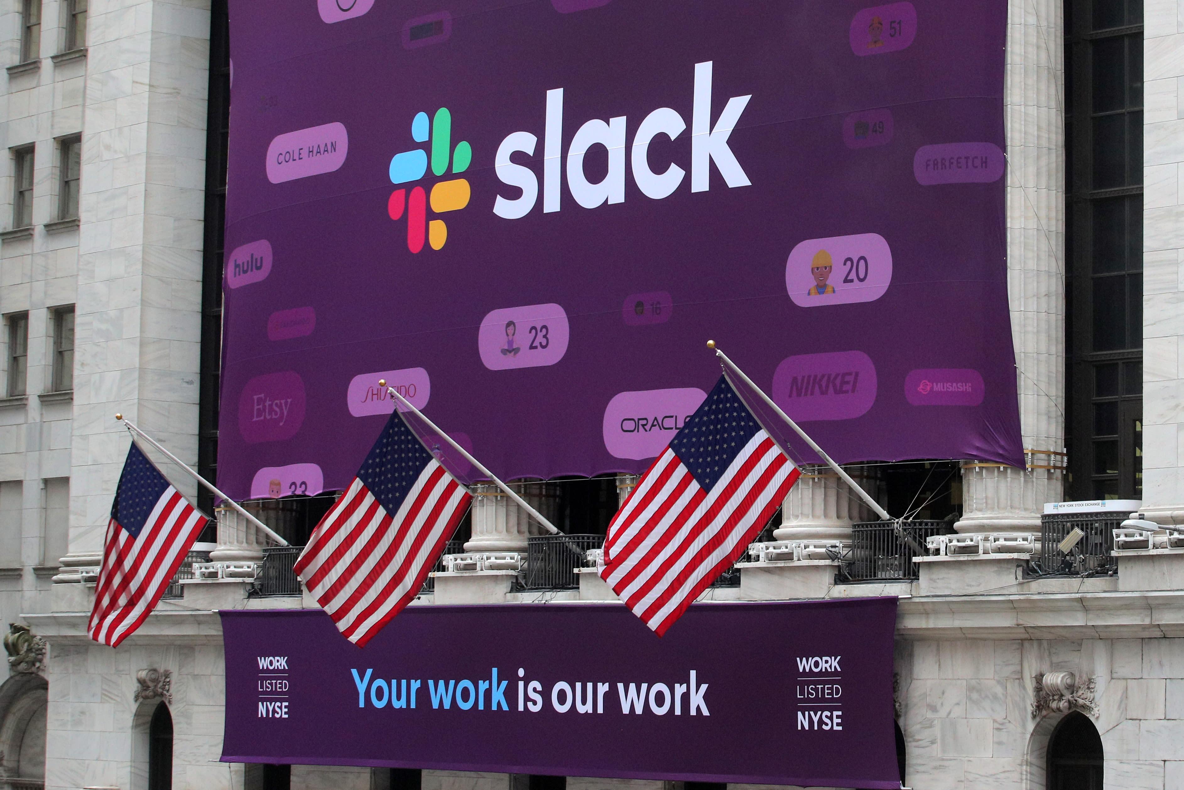 Slack CEO: Microsoft views 'us as an existential threat'